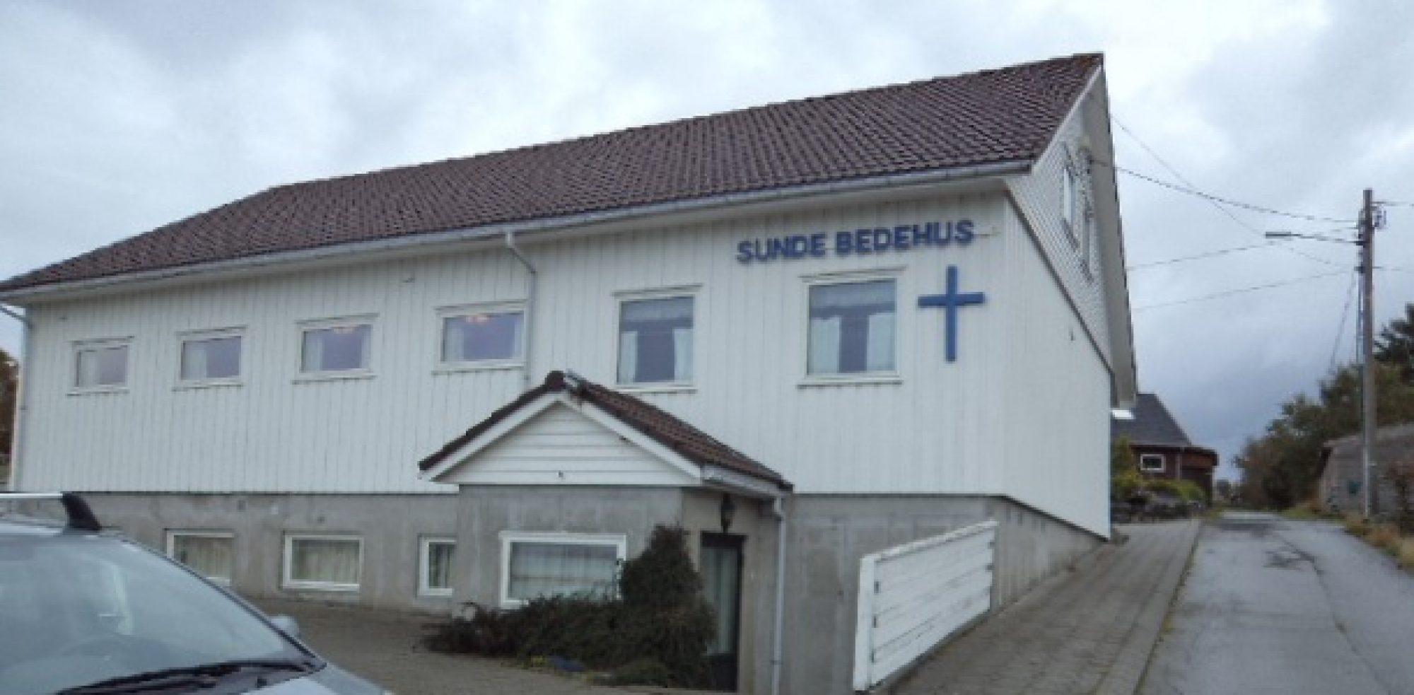 北歐華人基督教會斯達灣格福音堂